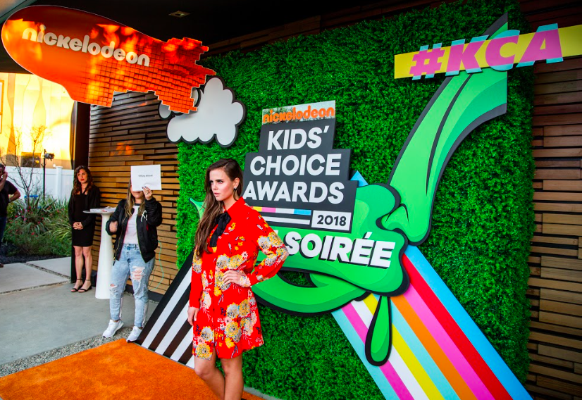 Nickelodeon Kids Choice Awards Slime Soiree   Venice Beach