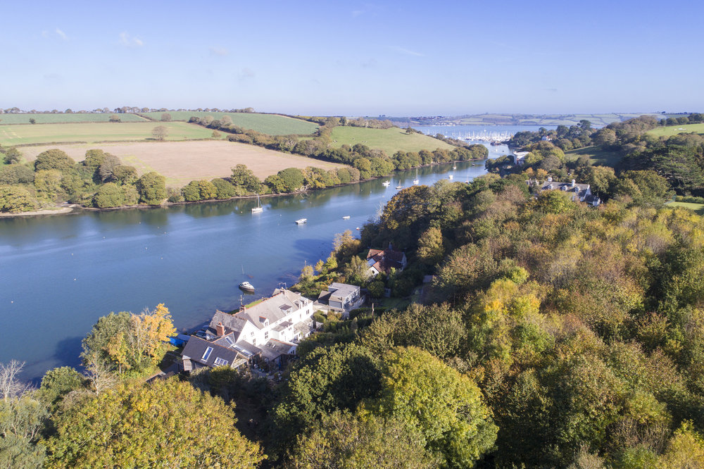 Riverside, Church Road, Mylor - Delightful, four bedroom house fronting Mylor creekGuide £650,000See more