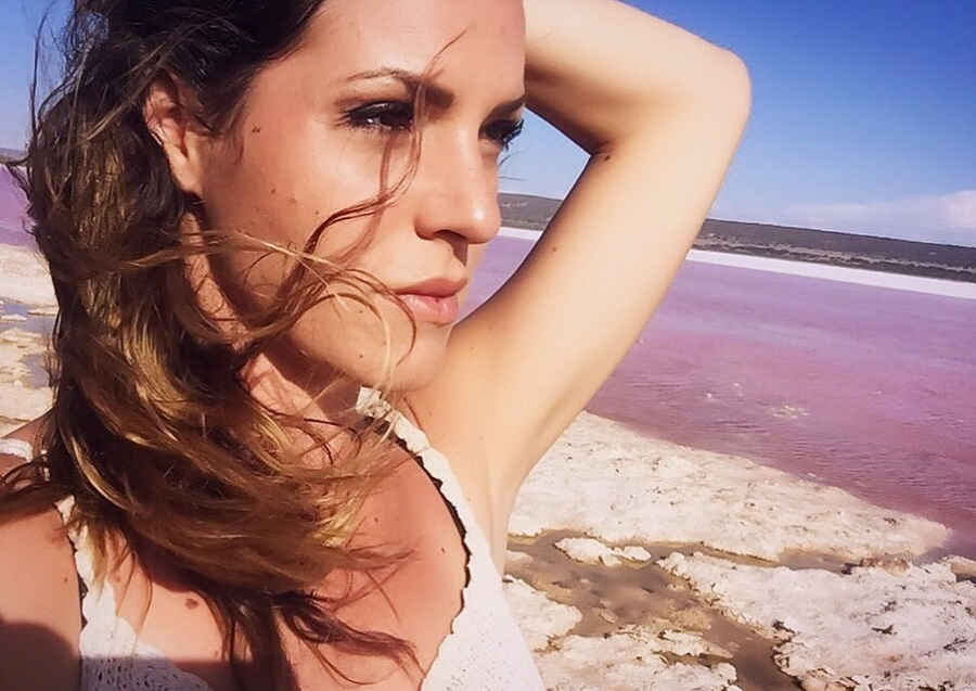 (The Pink Lake - Lancelin)