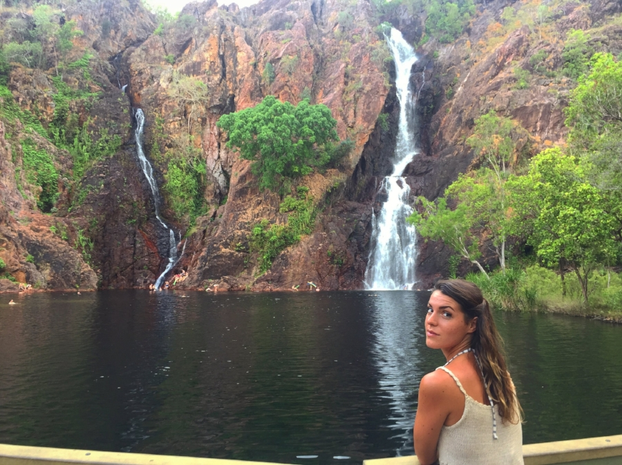 (Florence Falls - Litchfield National Park)