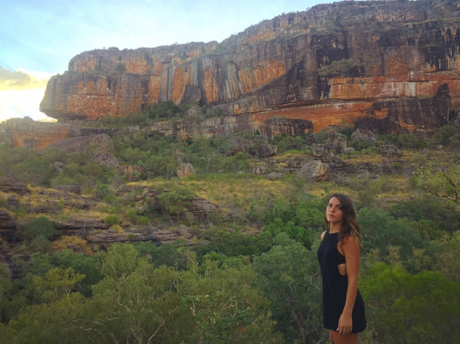 (Nourlangie Rock Art Site - Kakadu National Park)
