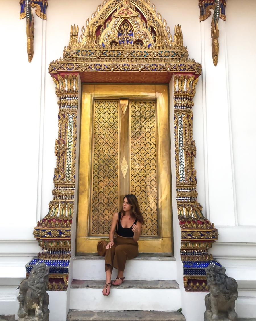 (Wat Pho Palace - Bangkok)