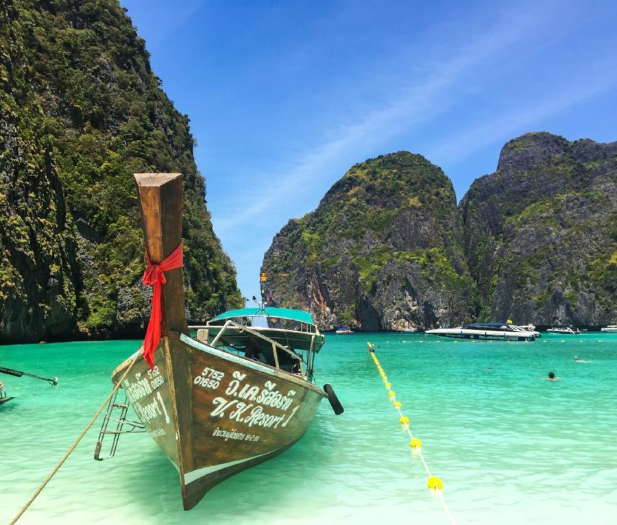 (Koh Phi Phi Lee - Maya Bay)