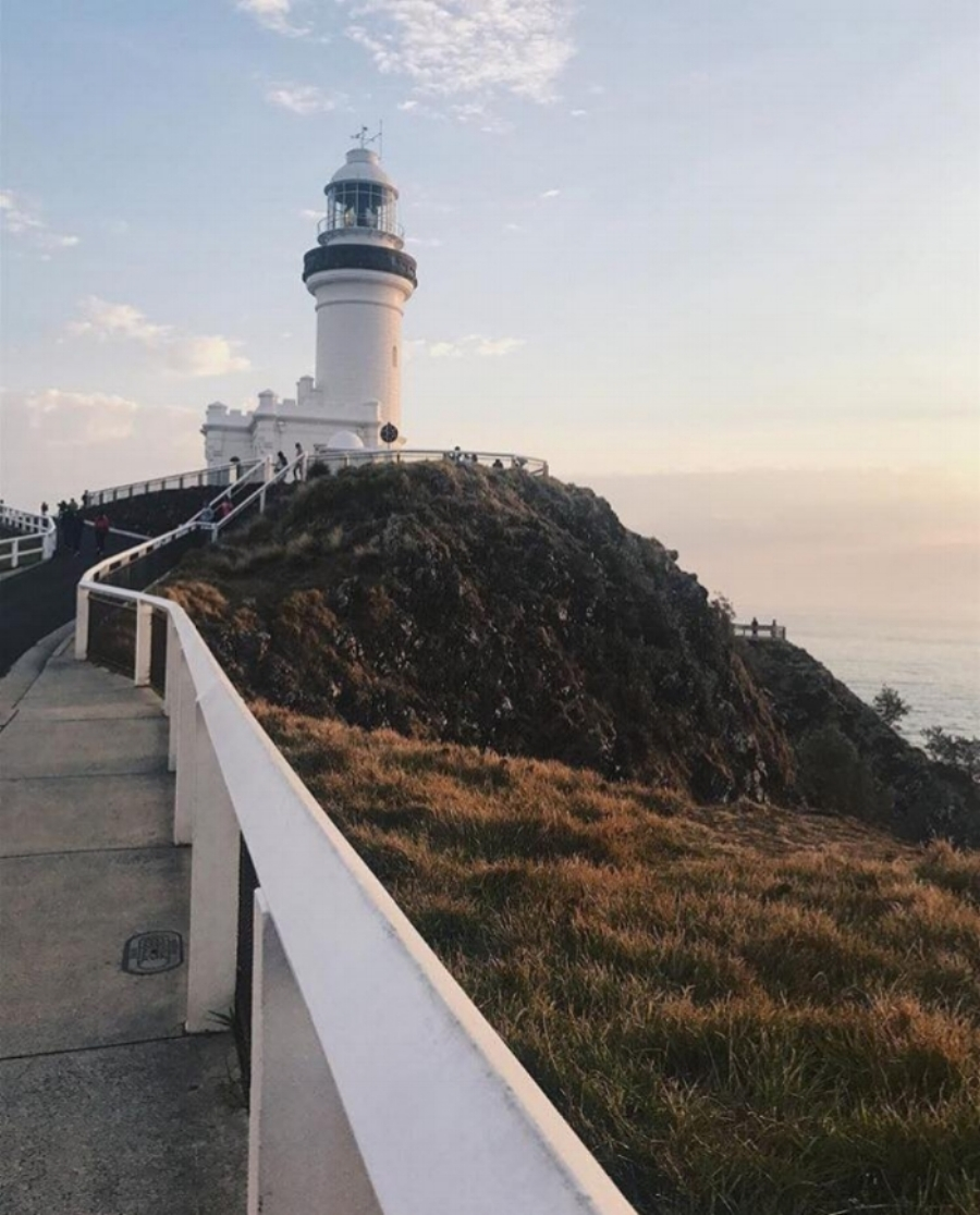 (The Light House - Byron Bay)