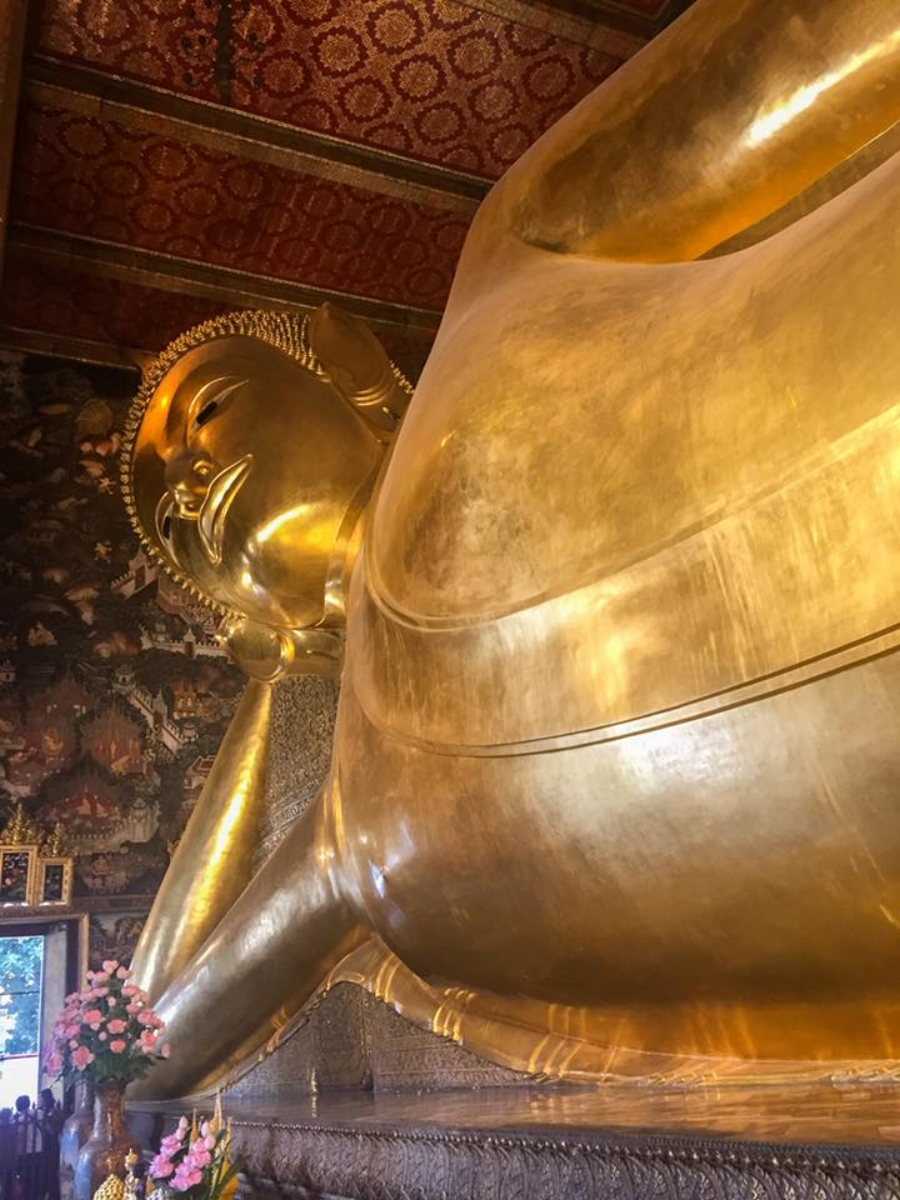 (Booda Couché - Wat Pho)