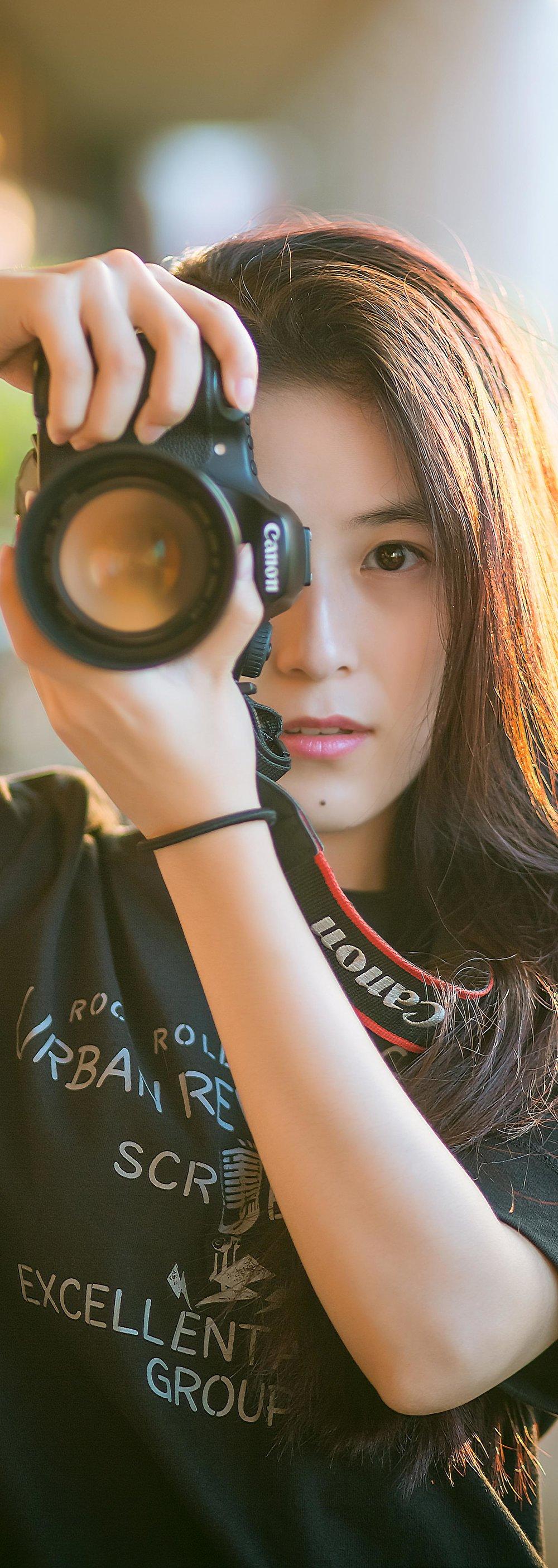 Photo-girl