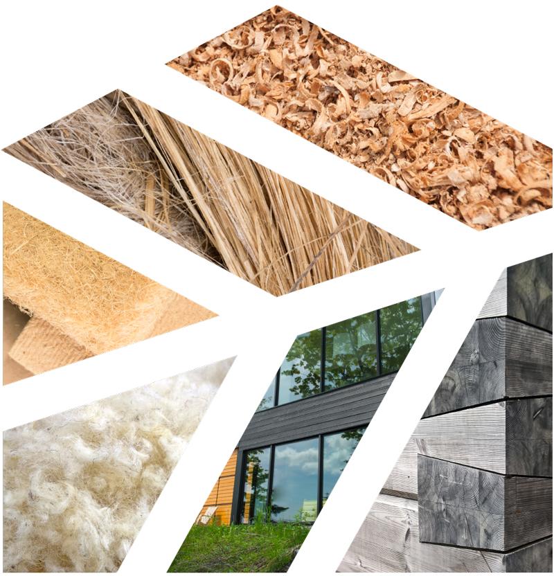 Mitä PaiBiRa-hankkeessa tutkitaan? - Paikalliset biopohjaiset rakennusmateriaalit (PaiBiRa) -hankkeessa tutkitaan, miten biopohjaiset materiaalit soveltuvat rakentamiseen. Luonnonmukaisilla raaka-aineilla voidaan korvata paljon energiaa sitovia, ympäristölle haitallisia tai huonosti kierrätettäviä rakennusmateriaaleja. Tavoitteena on luoda vaihtoehtoisia käyttömuotoja entisten rinnalle.Uusien materiaalien hyödyntäminen rakennusalalla vaatii erilaisten selvitysten tekemistä. Toimenpiteillä tuotetaan lisätietoa muun muassa viranomaisille, yrittäjille ja suunnittelijoille. Pitkällä aikavälillä hanke edistää uusien rakennusmateriaalien käyttöönottoa ja resurssitehokasta rakentamista. Nostamalla paikallisten, vähän hyödynnettyjen biomateriaalien jalostusastetta luodaan myös edellytyksiä uudelle yritystoiminnalle.