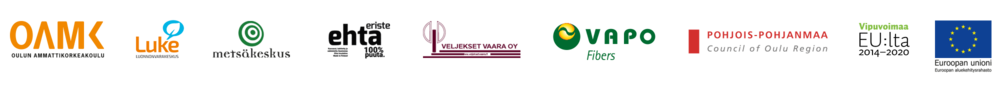 Toimijoiden logot