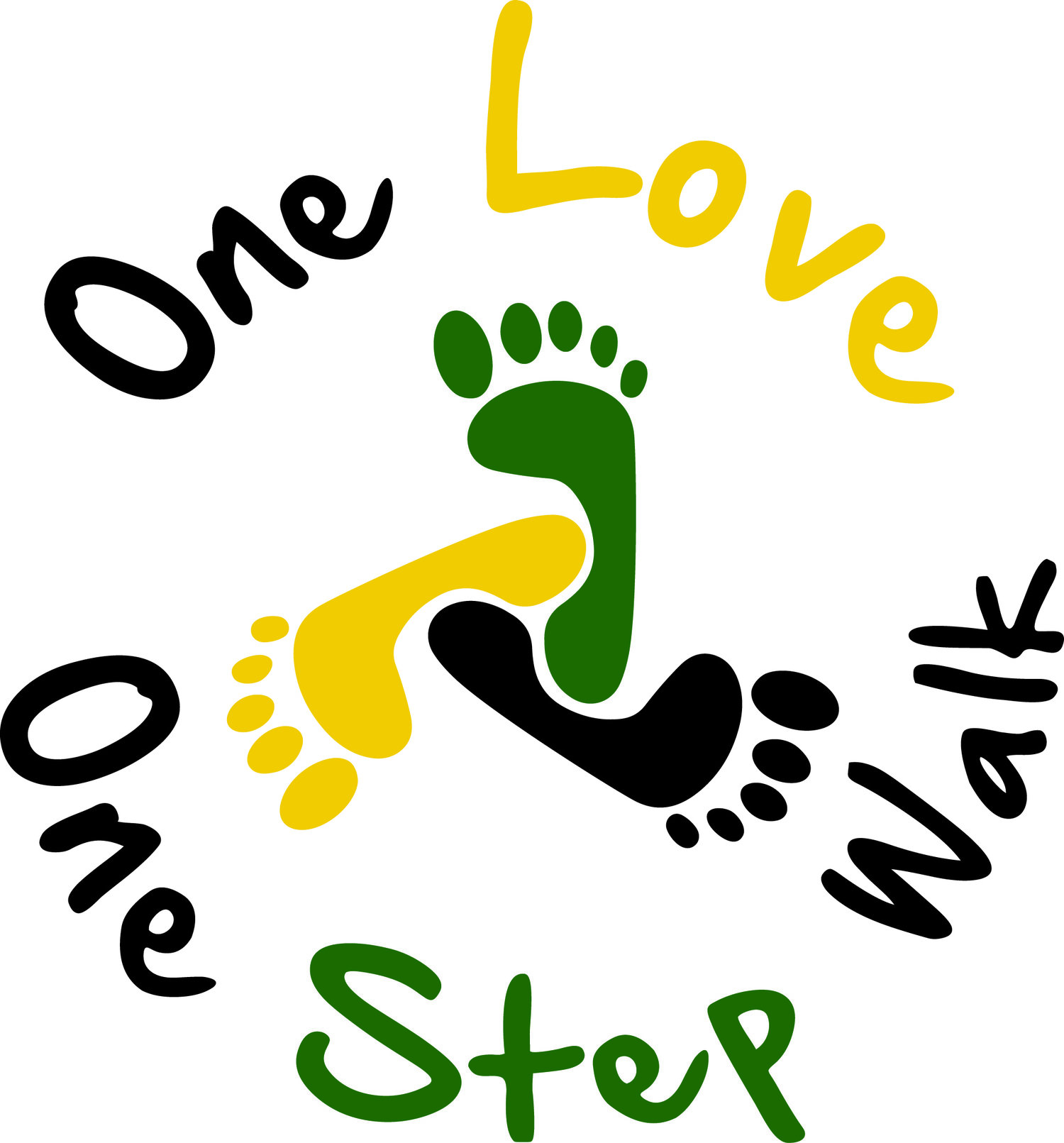 One Love One Step Walking