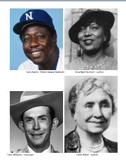 Famous Alabamians I