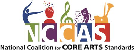 For more information on the National Coalition for Core Arts Standards click  here .