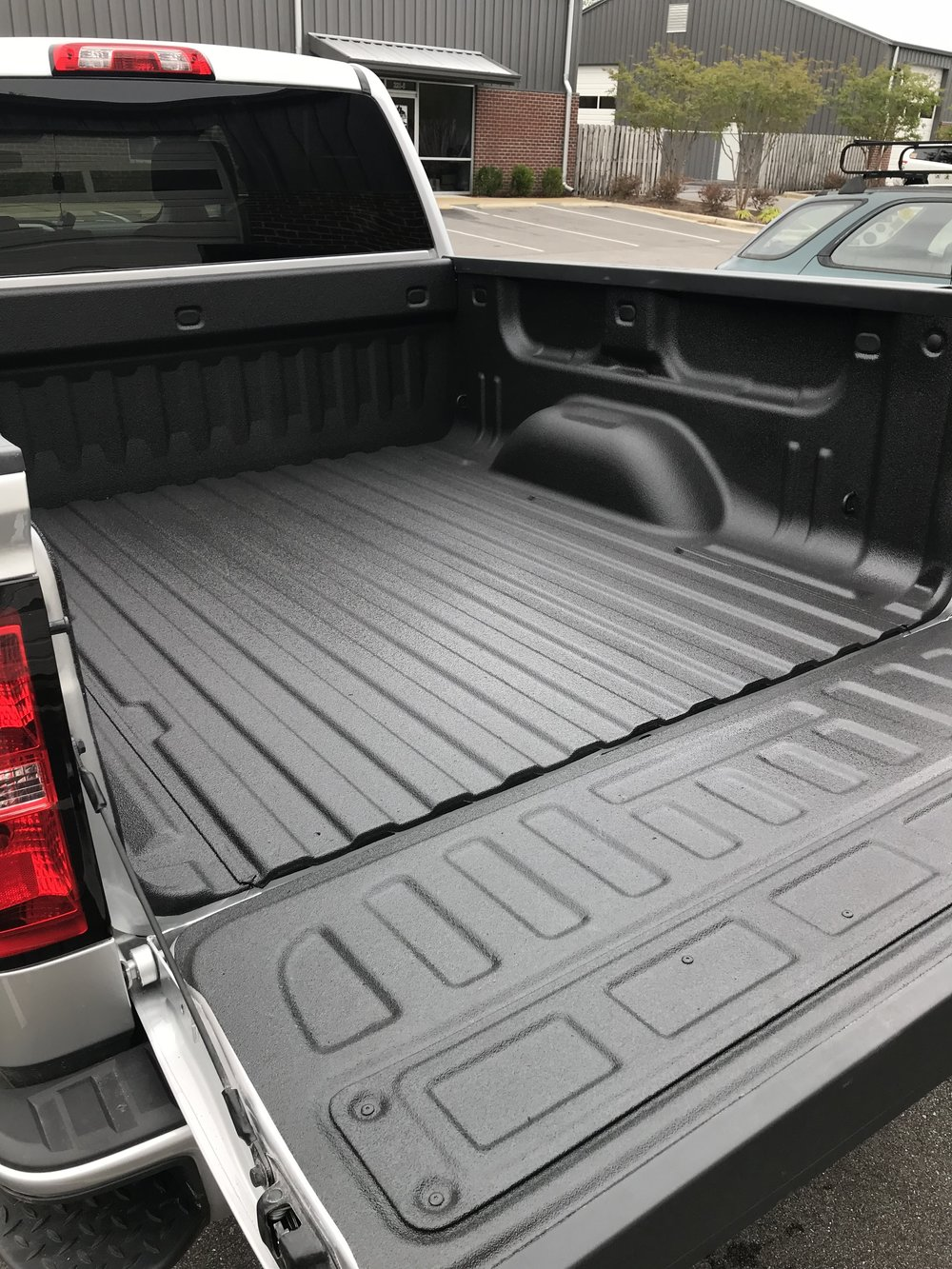 Spray-on Bedliners -