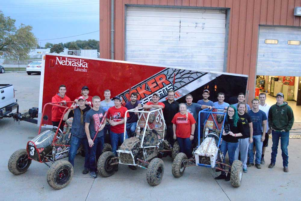 University of Nebraska - Lincoln - Car# 65 | 30 Laps