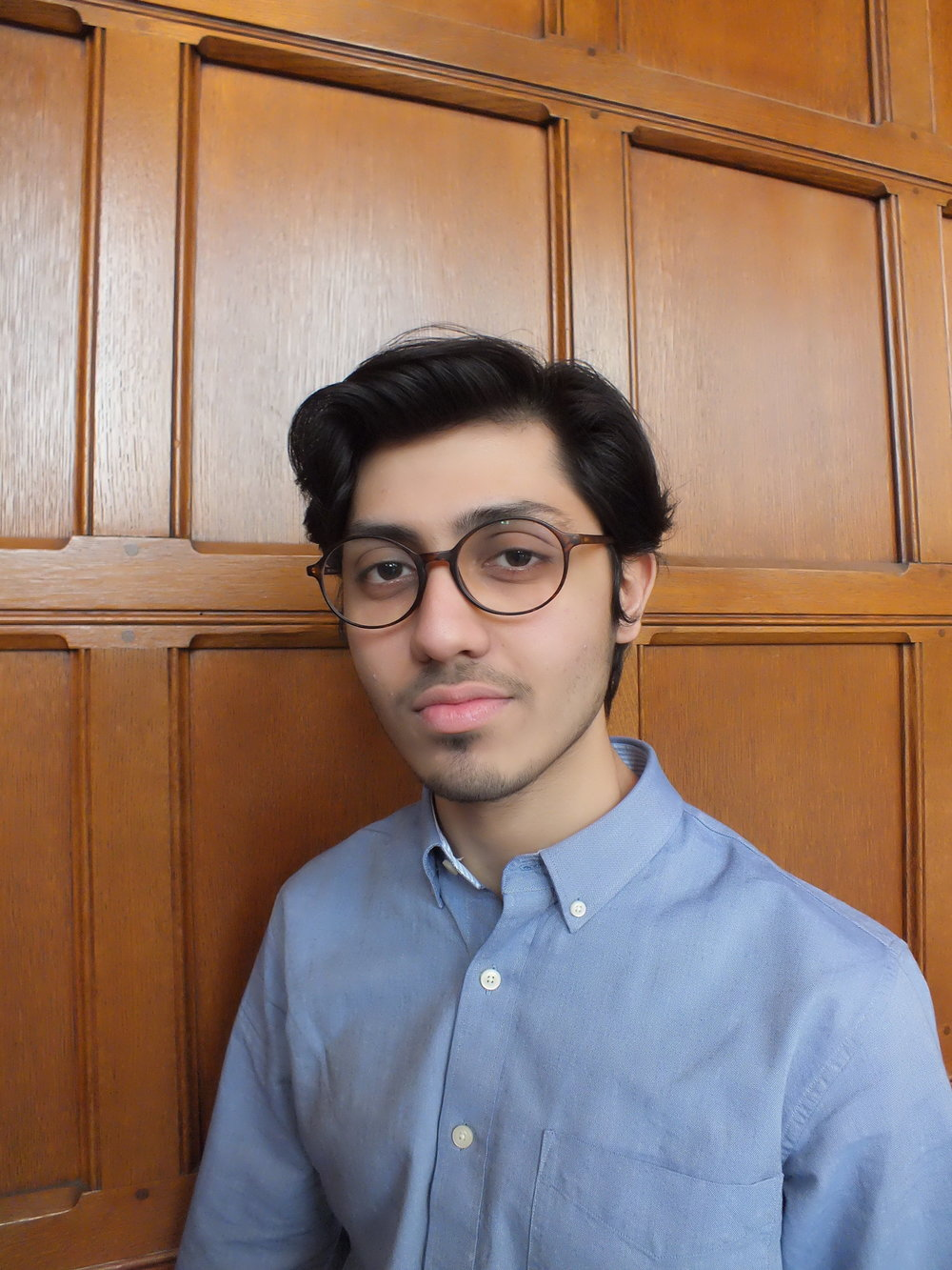 Ayaan Haider  | Engineering  Electronics & Flight Operations
