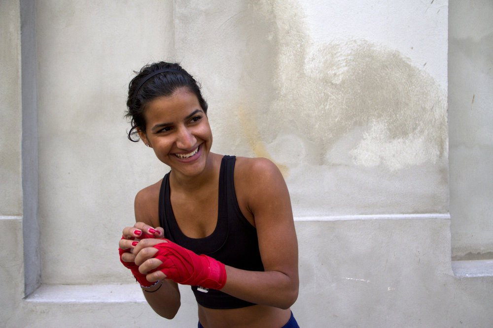 Mirja's Mantras - Mirja is one of BECYCLE's favourite Ride instructors known to play that down a gritty hip hop.