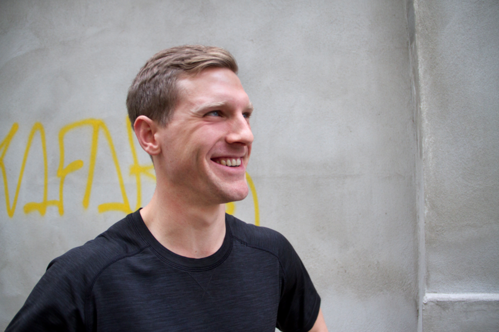 The Scoop on Sven - Sven is one of BECYCLE's favourite HIIT instructors and infamous for his Burpee Challenge!