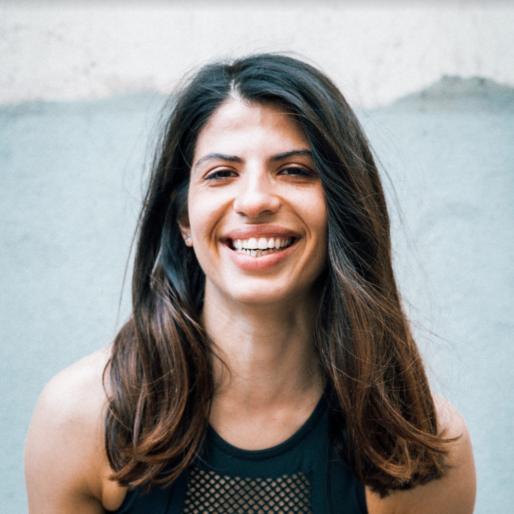 HARMONIOUS HULYA - Hulya is one of BECYCLE's yoga instructors. She teaches a powerful dynamic yoga put together with creative sequencing that focuses on breath awareness, precision and alignment.