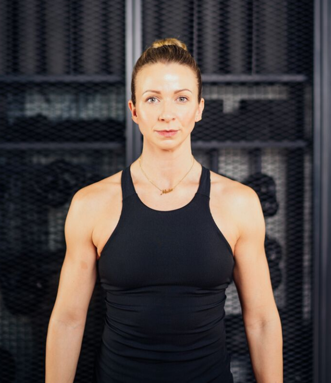 Keep it movin' with Micha  - Former Danish Olympian Micha teaches HIIT and mobility classes every Monday at BECYCLE that are sure to energize you and make you sweat!