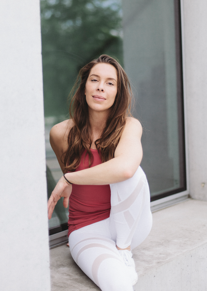 Motivated Mascha - Meet Berlin-native Mascha!Her Power and Yin Yoga classes will open up and stretch your body, but most importantly, they will help you connect to your true self.