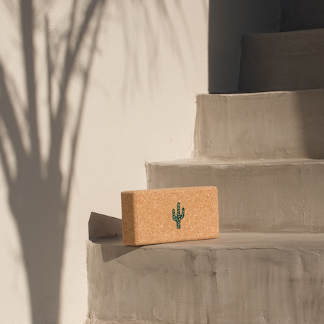 YOGA MADE BETTER - Enrich your yoga practice with these blocks made of 100% natural cork from Portugal. Maati Maati yoga block, 35€Image: maati maati