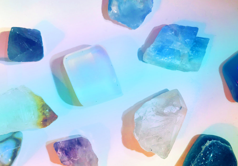 August Crystalscopes - Crystal readings and guidance for your zodiac sign for August!