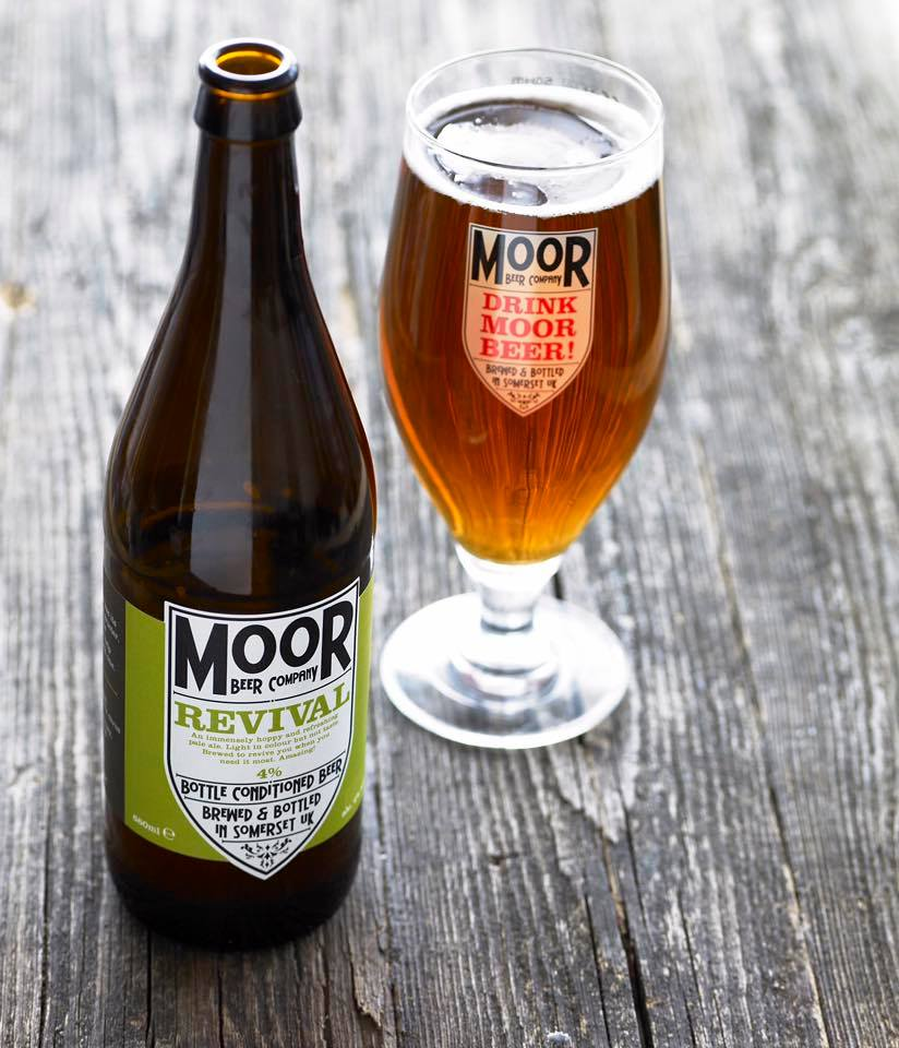We are happy to announce that we will be supplied by Moor Beer for The Tap TakeOver! A wonderful, all Vegan brewery based in Bristol!
