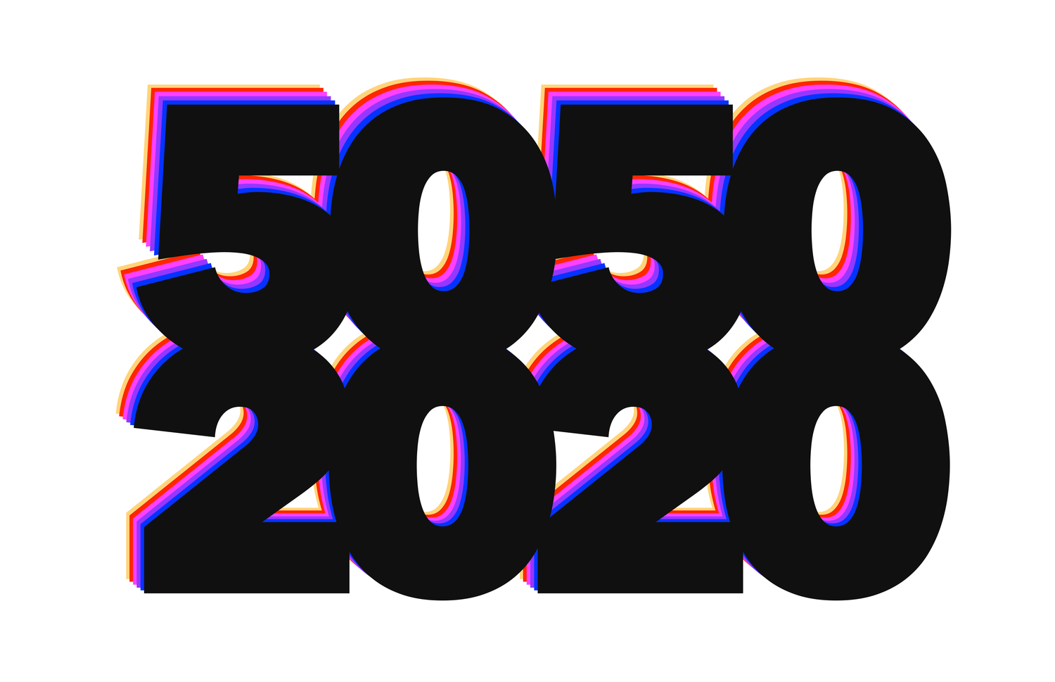 50/50 by 2020