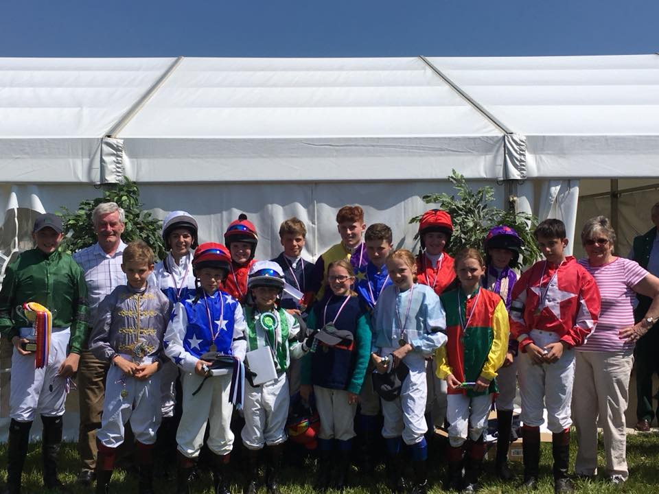 Pony Racing at Edgcote Point-to-Point sponsored by Ben Case Racing