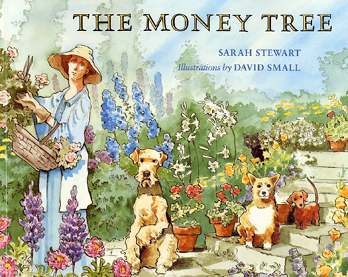 "THE MONEY TREE BY SARAH STEWART    The following is placeholder text known as ""lorem ipsum,"" which is scrambled Latin used by designers to mimic real copy. Donec eu est non lacus lacinia semper. Integer tempus, elit in laoreet posuere, lectus neque blandit dui, et placerat urna diam mattis orci."