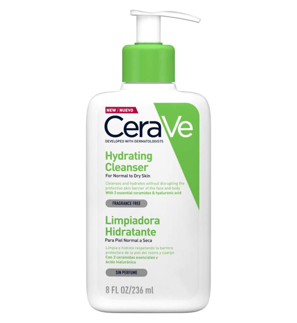 CeraVe - Hydrating Cleanser