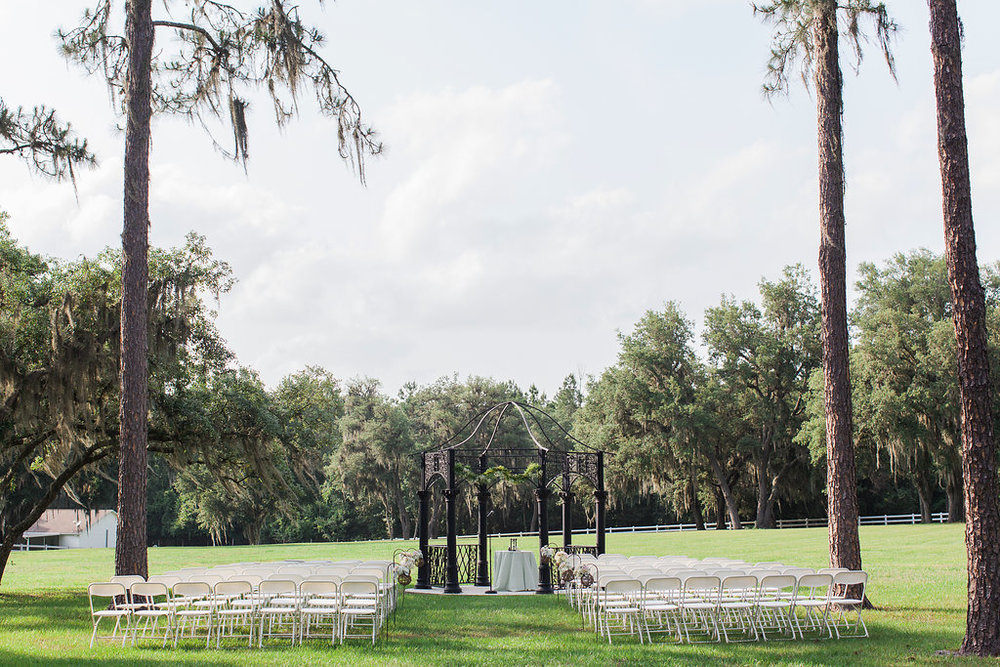 gazebo ceremony site