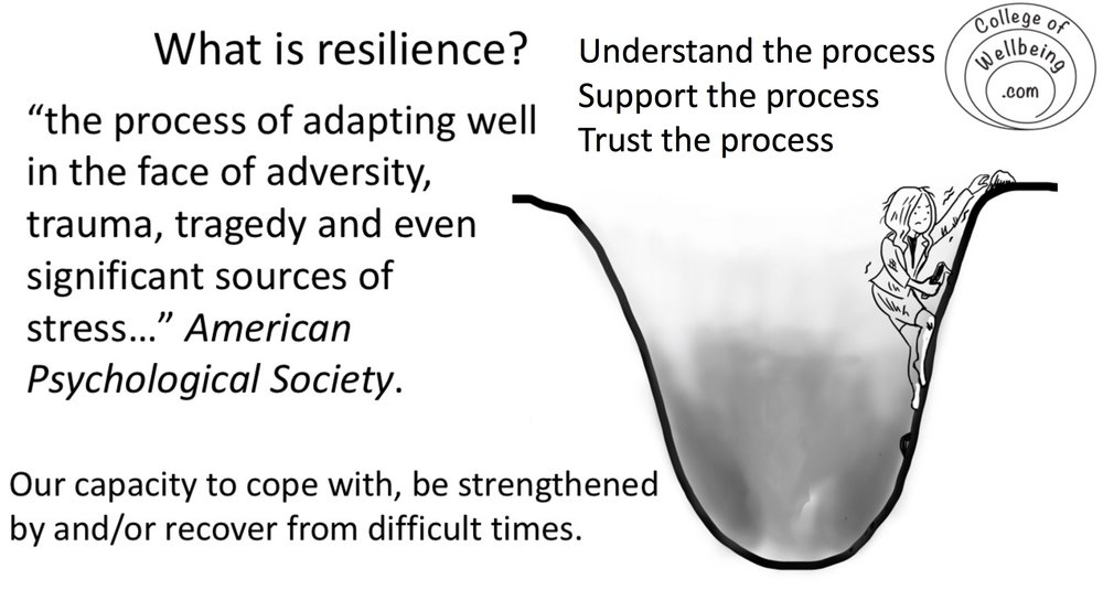 Psychosynthesis Life Coaching - Resilience