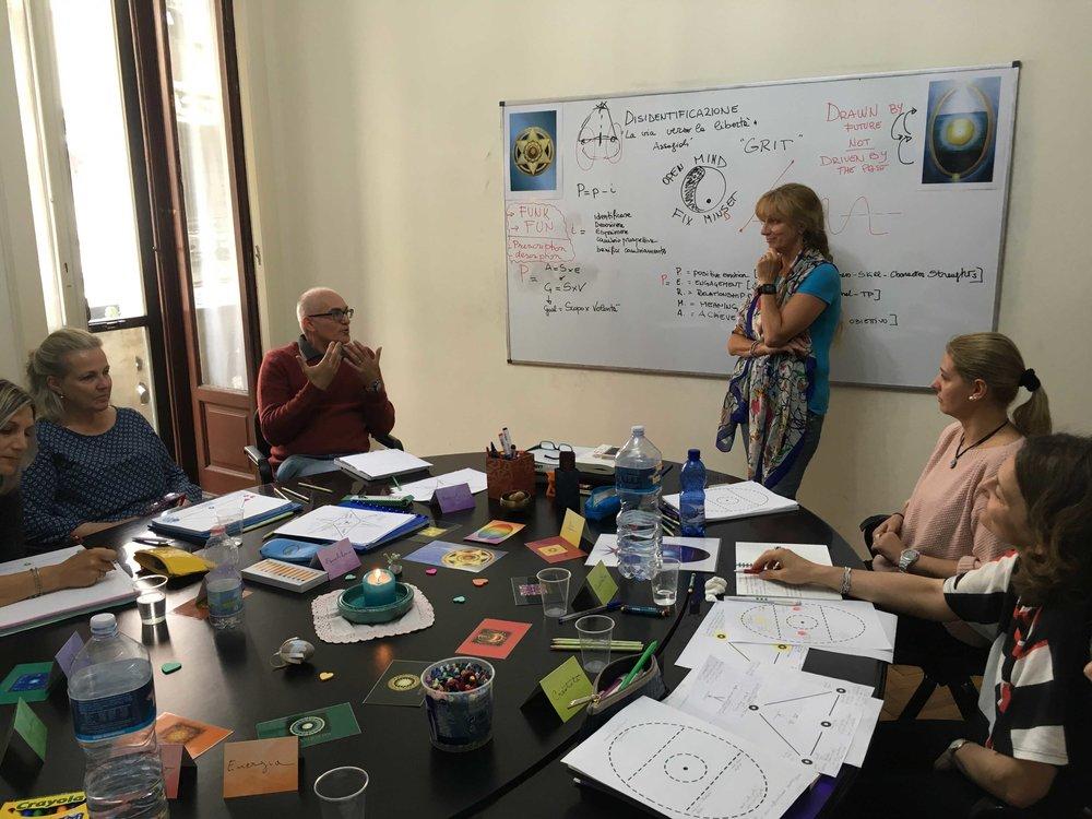 Cristina Pelizzatti, Psychosynthesis Life Coach Trainer, Programma Life Coach in Psicosintesi
