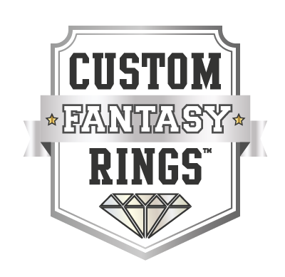 Custom Fantasy Football Championship Rings