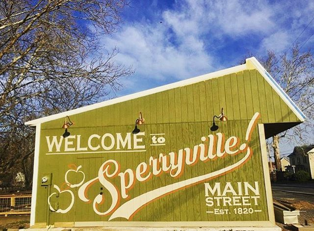 Have you seen the latest addition to our little town? @campingcampingcamping is the most recent business to join the long list of amazing neighbors we're so pleased to share this corner of the world with. ✨Our community is #1 to us, so bear with us while we gush for a minute ✨ If you haven't been to #Sperryville yet, you're in for a treat 🍴We share a roof with @thorntonrivergrille and @rpksperryvilleva so you know your food and drink needs will be deliciously met. Our menu is designed a mile away by @wildroots_apothecary, we receive a dynamic weekly floral arrangement from @flourishroot, and our garnishes and ingredients come (as often as possible) from our neighbors including @thefarmatsunnyside & Whippoorwill Farms. Lastly, 📸 shoutout to yet another wonderful neighbor: @beforeandaftersperryville