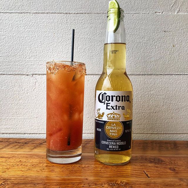 Look who decided to join the #cincodemayo party! $4 Coronas and $5 micheladas all day