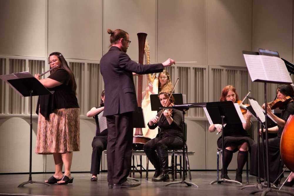 Concerto for Flute, featuring Mindi Acosta