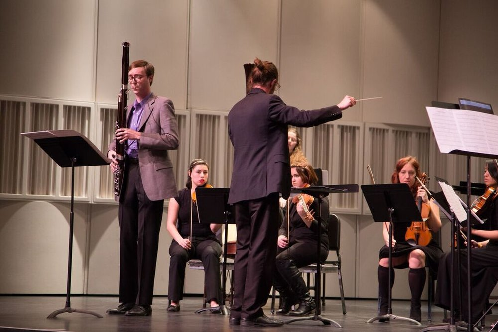 Concerto for Bassoon, featuring Ben Paley