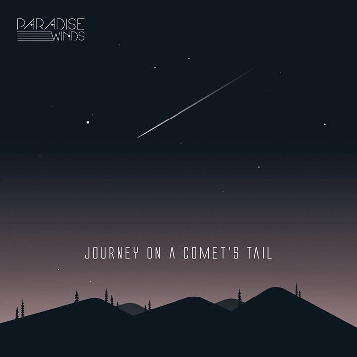 "You can buy ""Journey on a Comet's Tail"" here. And here. AND here."