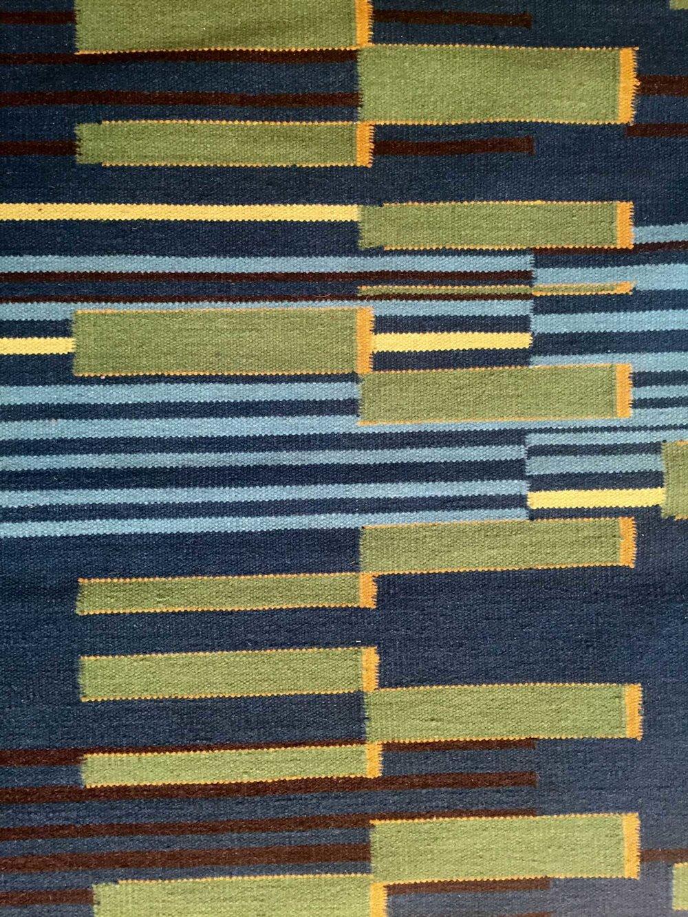 kilim flat weave
