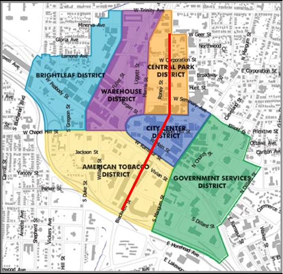 SmART DURHAM MAPS SmartDurham