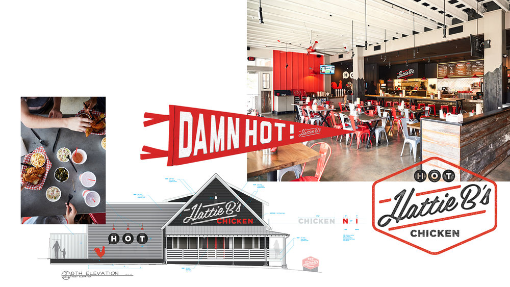 Hattie B's - The hot chicken fire is spreading way beyond Nashville. We're helping stoke it.