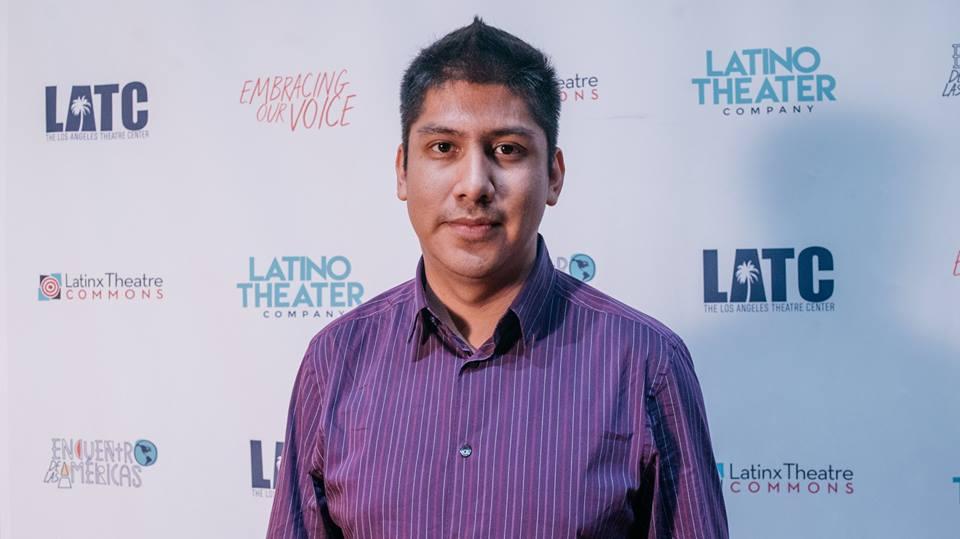 Armando Huipe, Line Producer, UPM