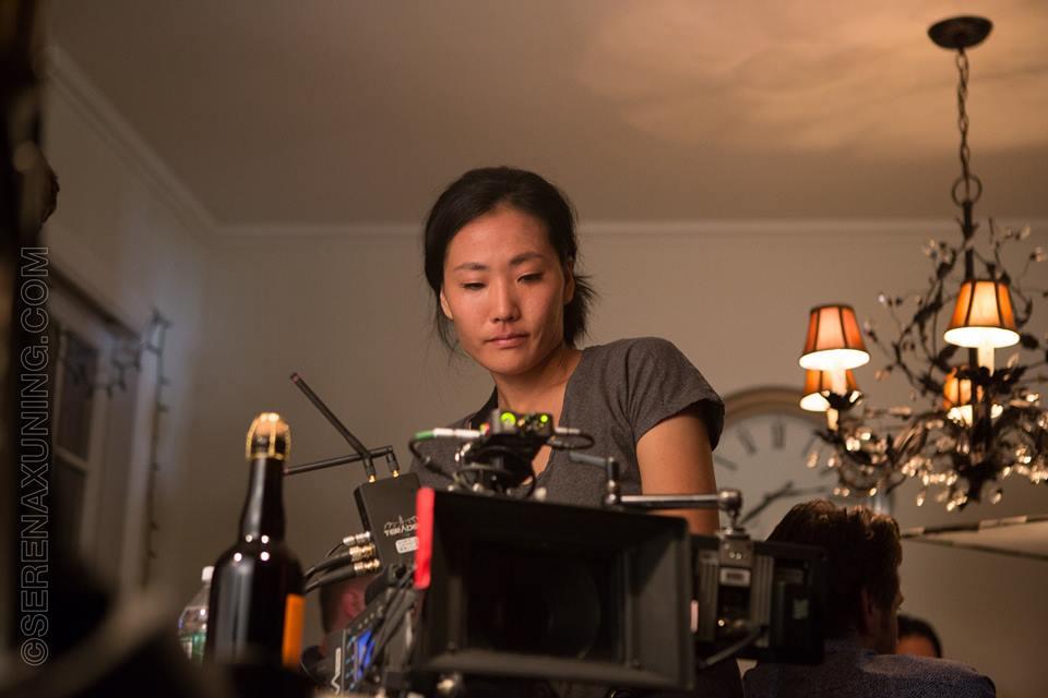 Yuri Inoue, 1st Assistant Camera