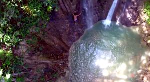 El Saltadero Cabrera pool