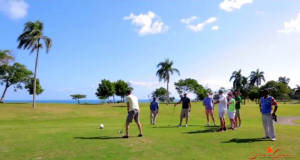 Playa Grande golf guys