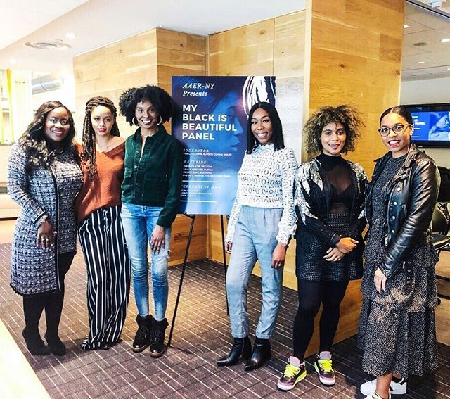 As #BHM officially comes to an end and we transition into Women's History Month, let us not forget that blackness is to be celebrated every day of the year and not just confined to one month. • From moderating panel discussions to hosting a networking reception, I am honored to work alongside BCW's D&I leadership and @thetasteofs, who share the same vision as me for Diversity and Inclusion within our industry. • Thank you for allowing me to help drive very important conversations that touch on race and progress within the workplace. ✨