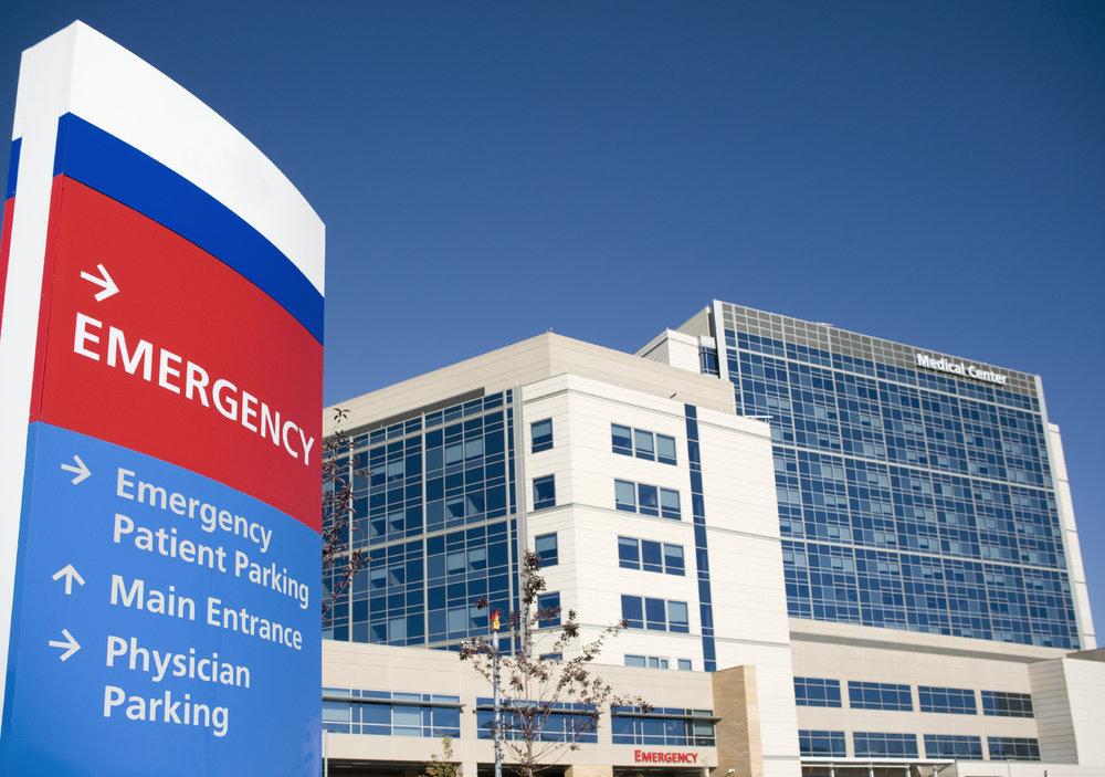 Hospitals -