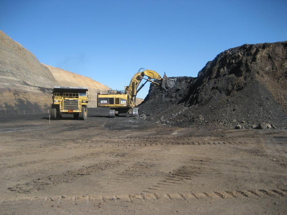 Mine Sites -
