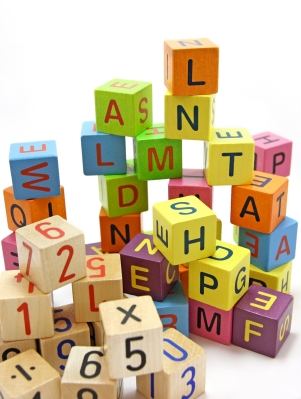 Letter blocks; children with strong phonological and phonemic awareness skills become strong readers.  Learn how at Canto Speech Therapy Online